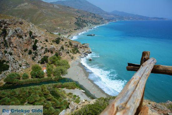 Preveli zuid Kreta